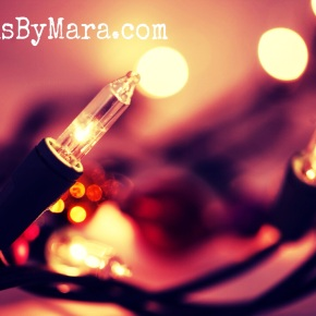 The Meaning of Christmas – Guest Post at Words ByMara